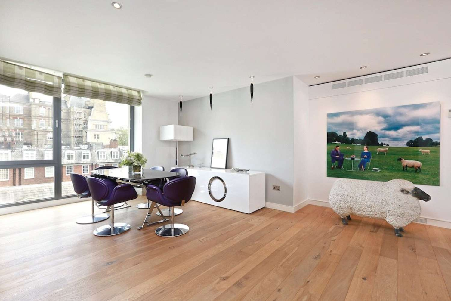 Apartment London, SW1X - Montrose Place Belgravia London - 08