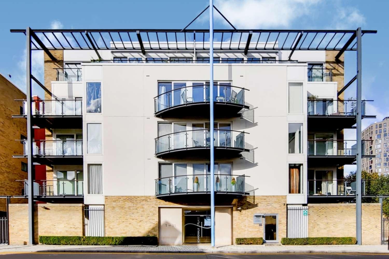Apartment London, E14 - Boardwalk Place London E14 - 00