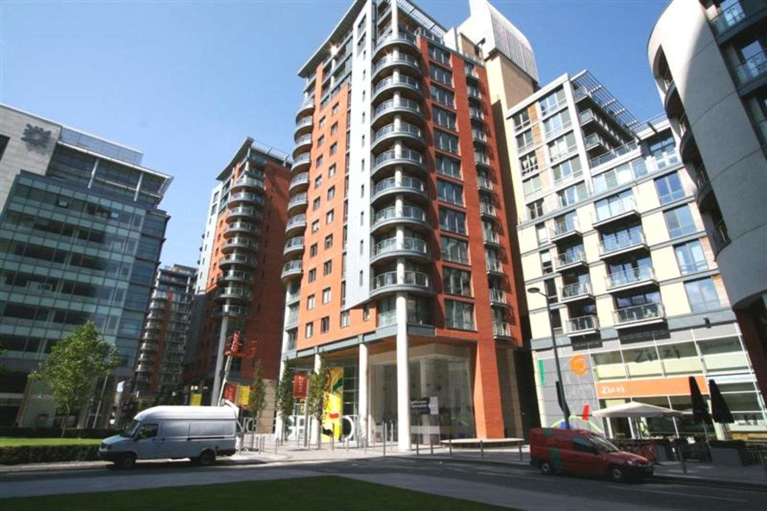 Apartment for rent in Leftbank Manchester M3, Manchester ...