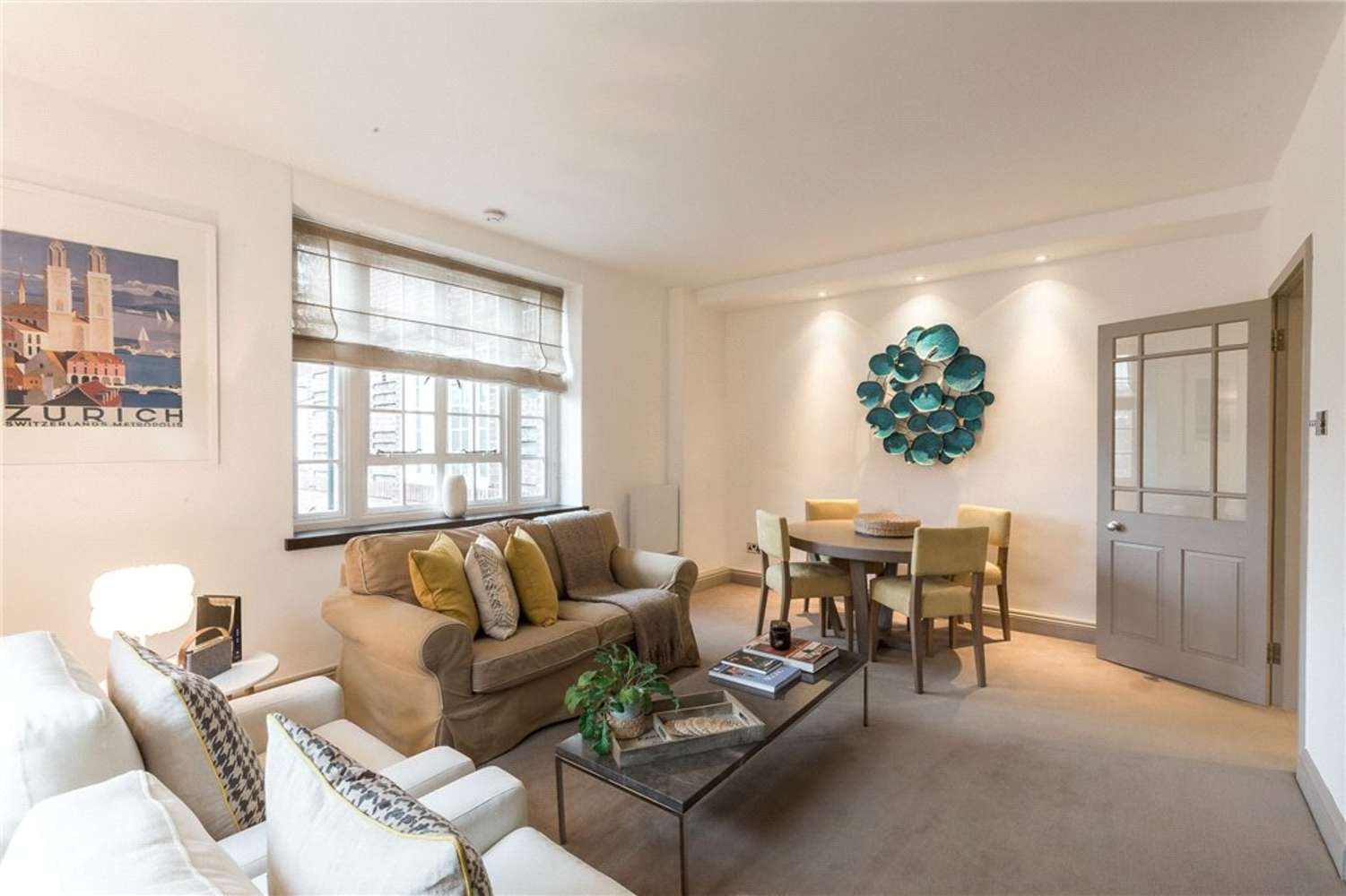 Apartment London, SW3 - Swan Court Chelsea Manor Street London SW3 - 00
