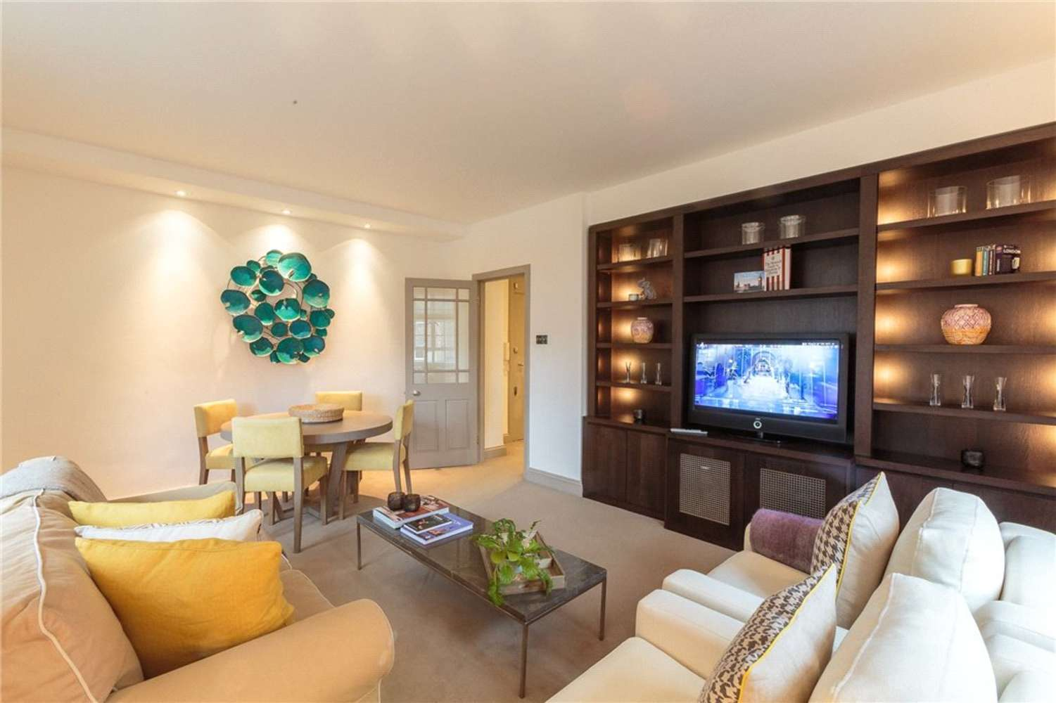 Apartment London, SW3 - Swan Court Chelsea Manor Street London SW3 - 02