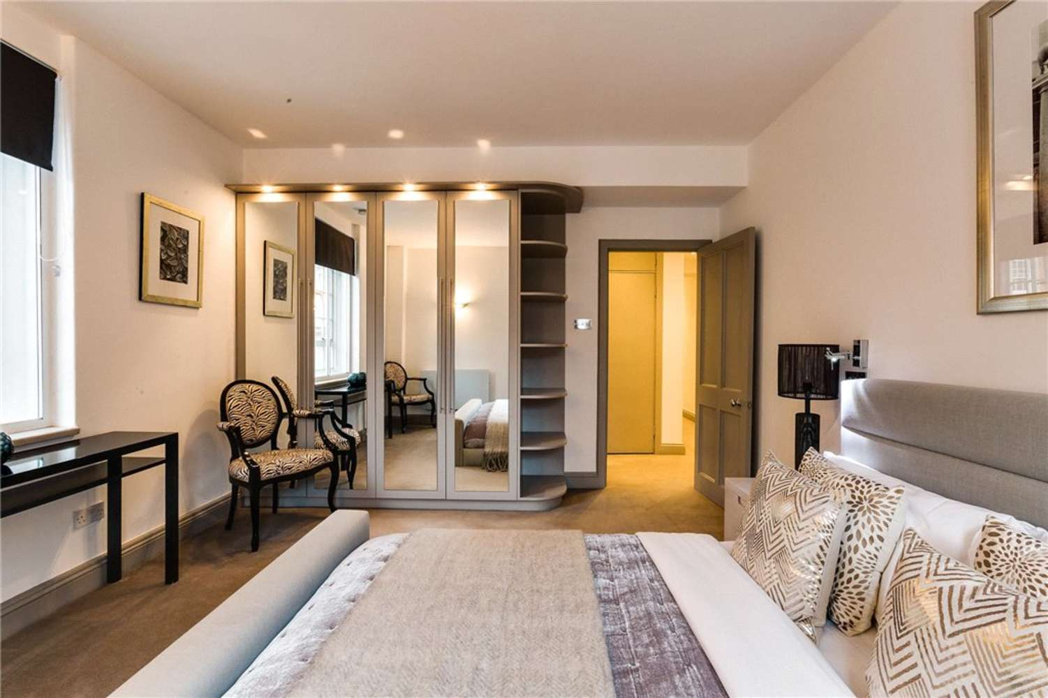 Apartment London, SW3 - Swan Court Chelsea Manor Street London SW3 - 03