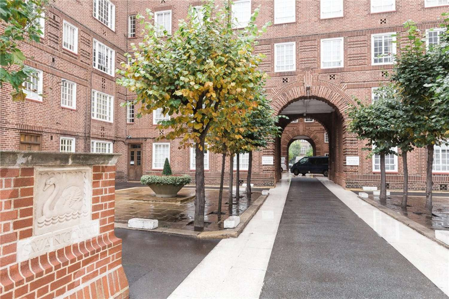 Apartment London, SW3 - Swan Court Chelsea Manor Street London SW3 - 12