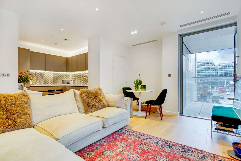Apartment London, EC1V - The Atlas Building City Road London - 00