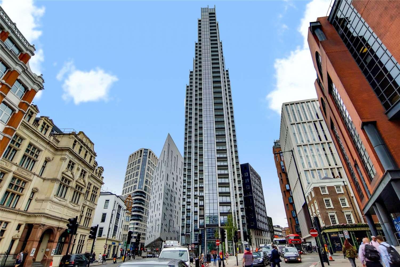 Apartment London, EC1V - The Atlas Building City Road London - 09