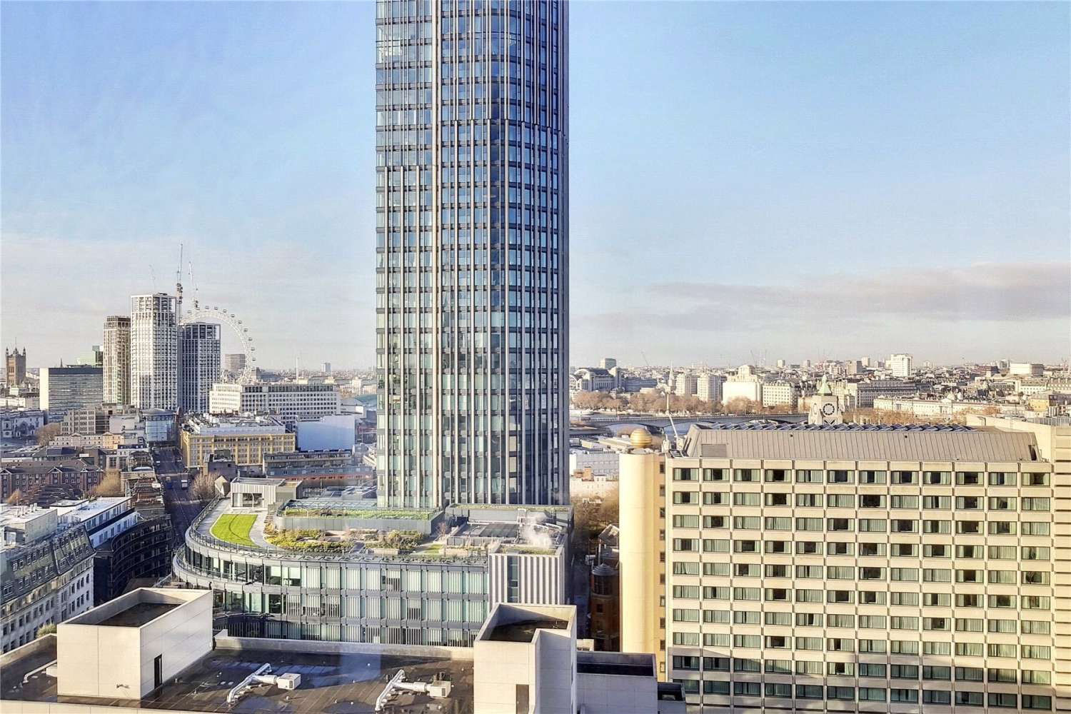 Apartment London, SE1 - One Blackfriars Blackfriars Road London - 15