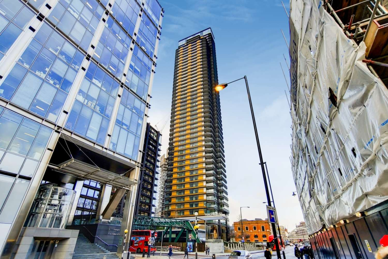 Apartment London, E1 - Principal Tower Shoreditch High Street E1 - 09