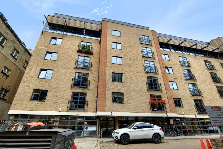 Apartment London, EC2A - 1-6 Bateman's Row, London, EC2A - 09