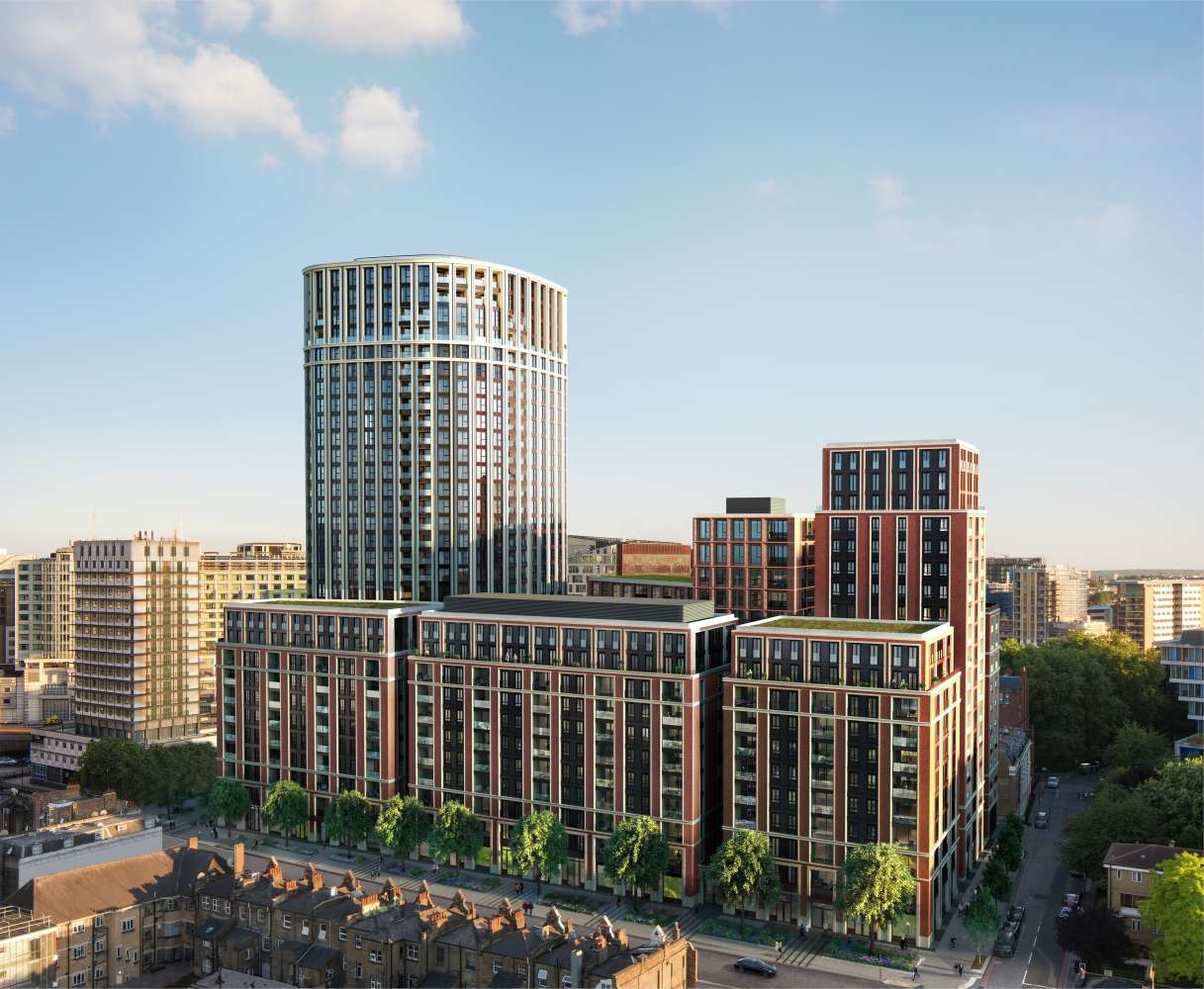 Development London, W2 - West End Gate - 161213
