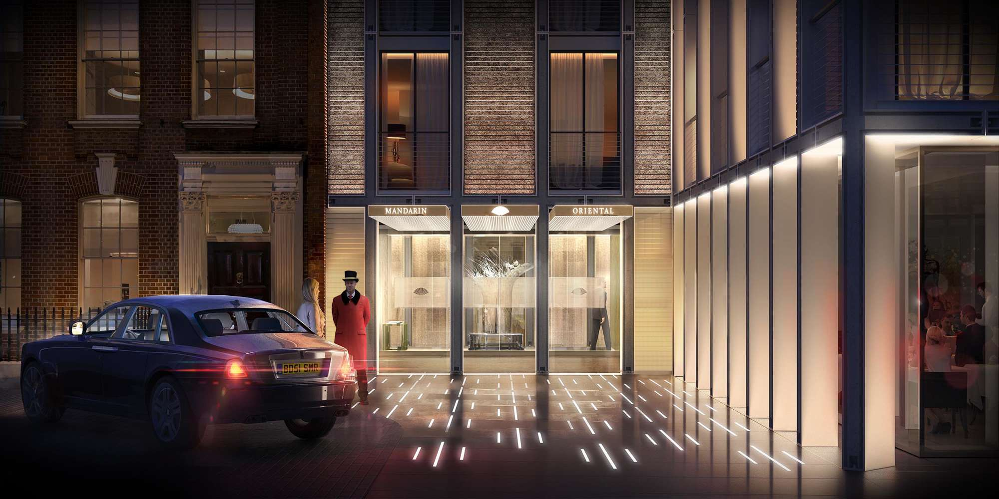 Development London, W1S - The Residences at Mandarin Oriental, Mayfair - 04