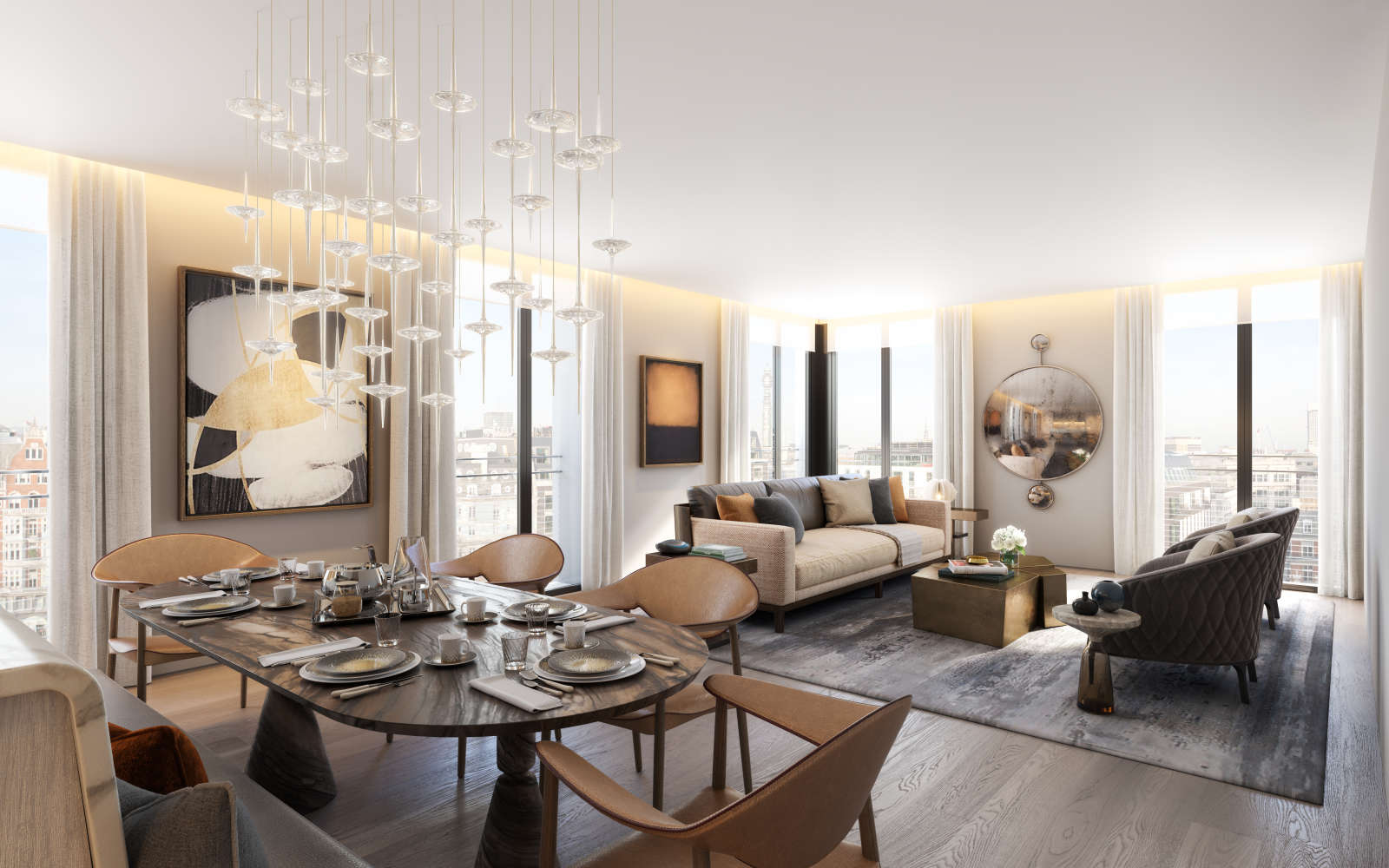 Development London, W1S - The Residences at Mandarin Oriental, Mayfair - 1115