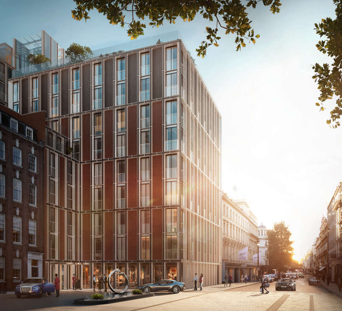 Development London, W1S - The Residences at Mandarin Oriental, Mayfair - 030619