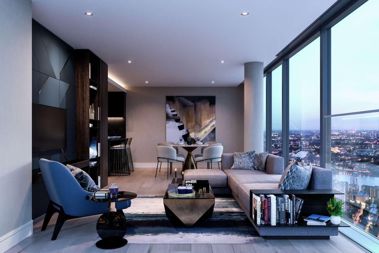 Development London, E14 - South Quay Plaza - 180920