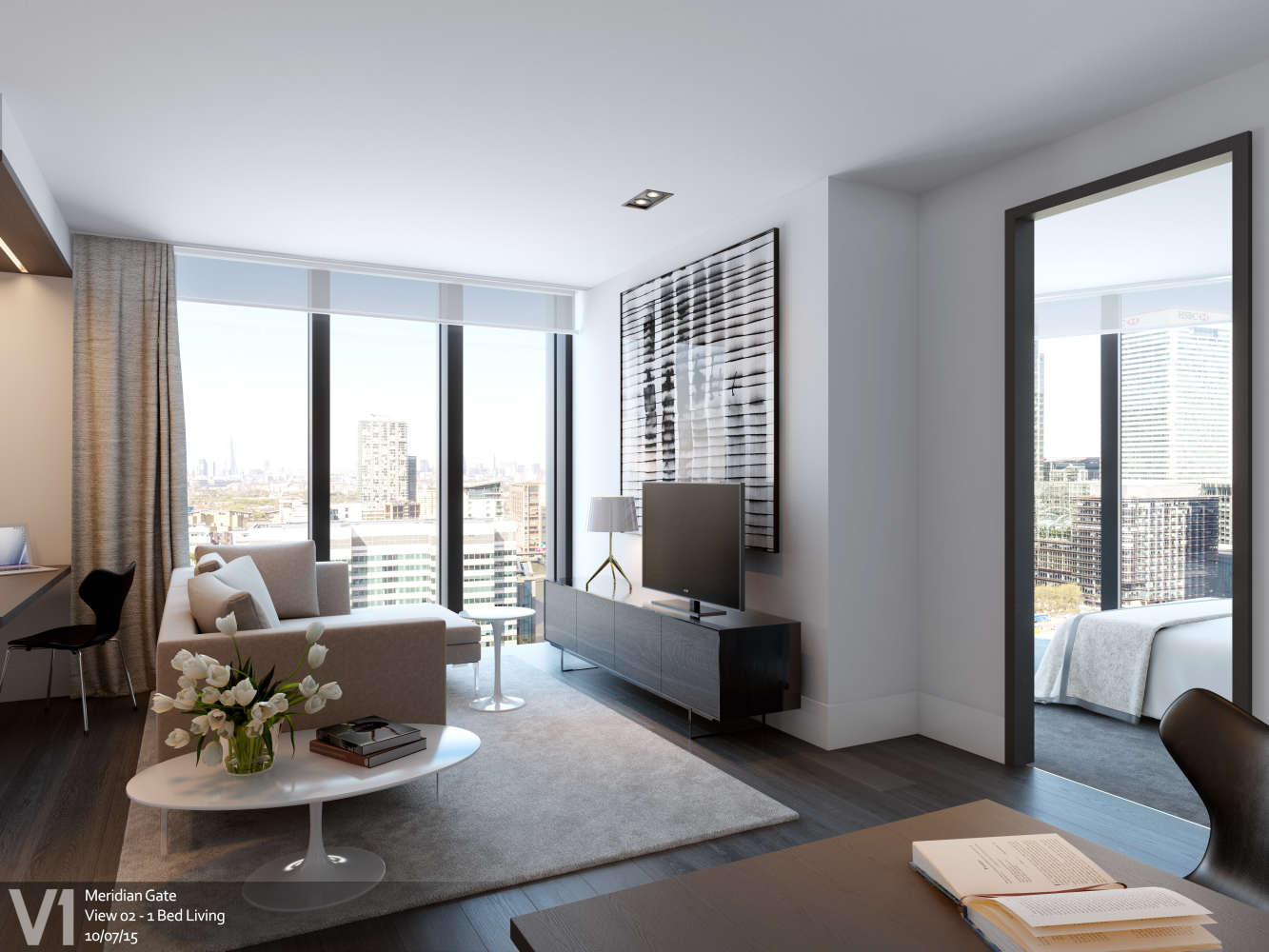 Development London, E14 - The Madison - 20