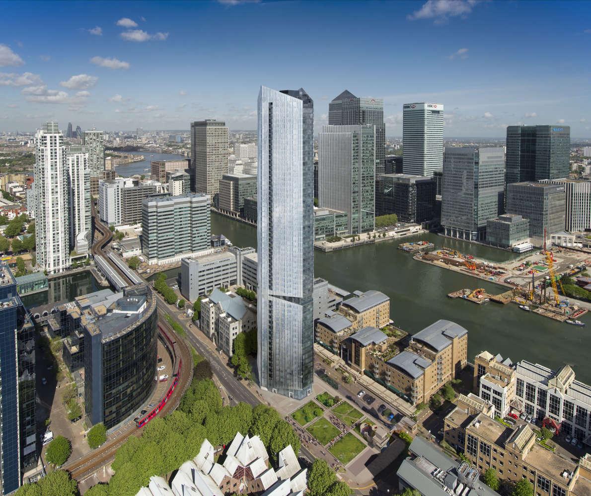 Development London, E14 - The Madison - 04