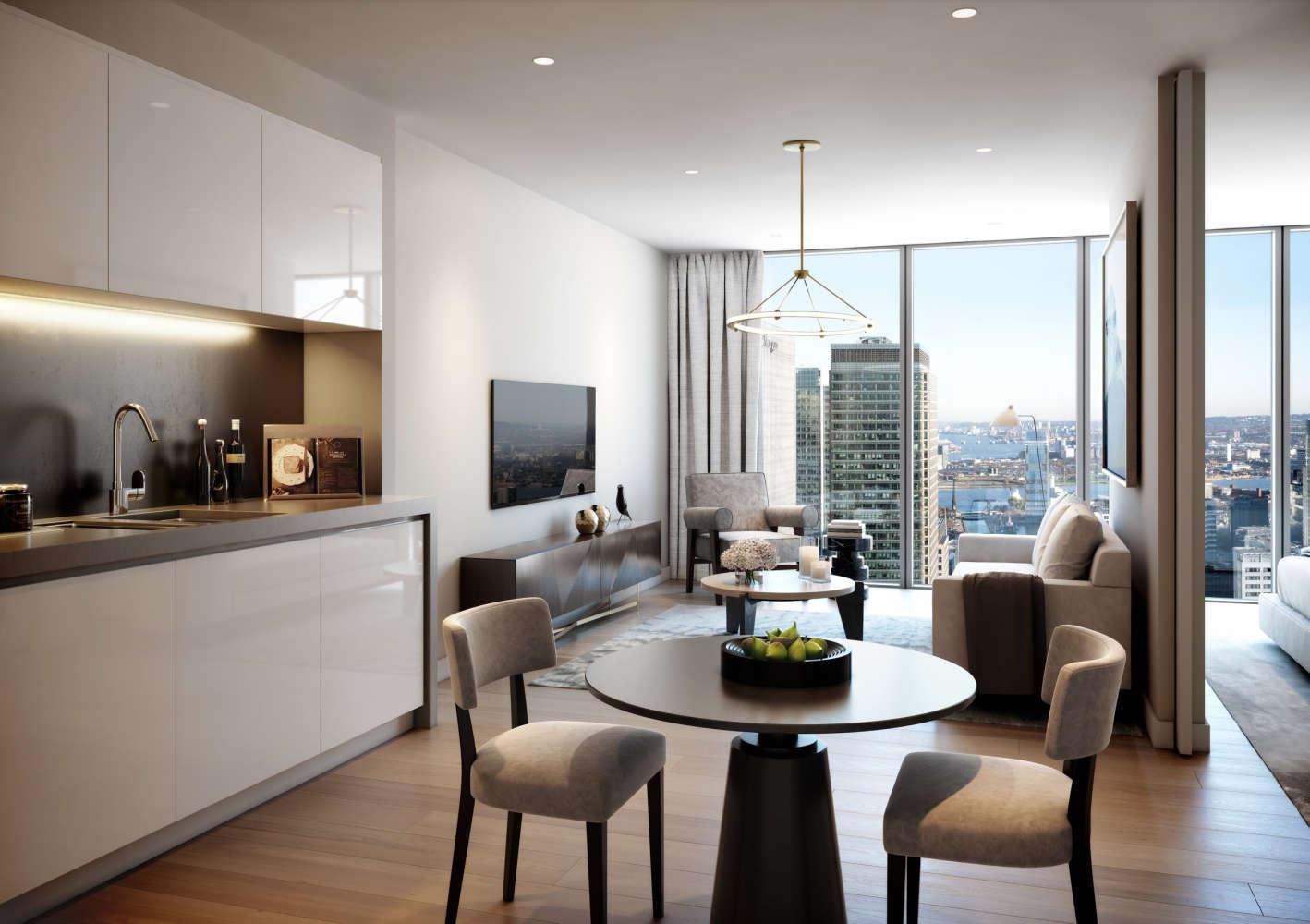 Development London, E14 - Landmark Pinnacle - 20