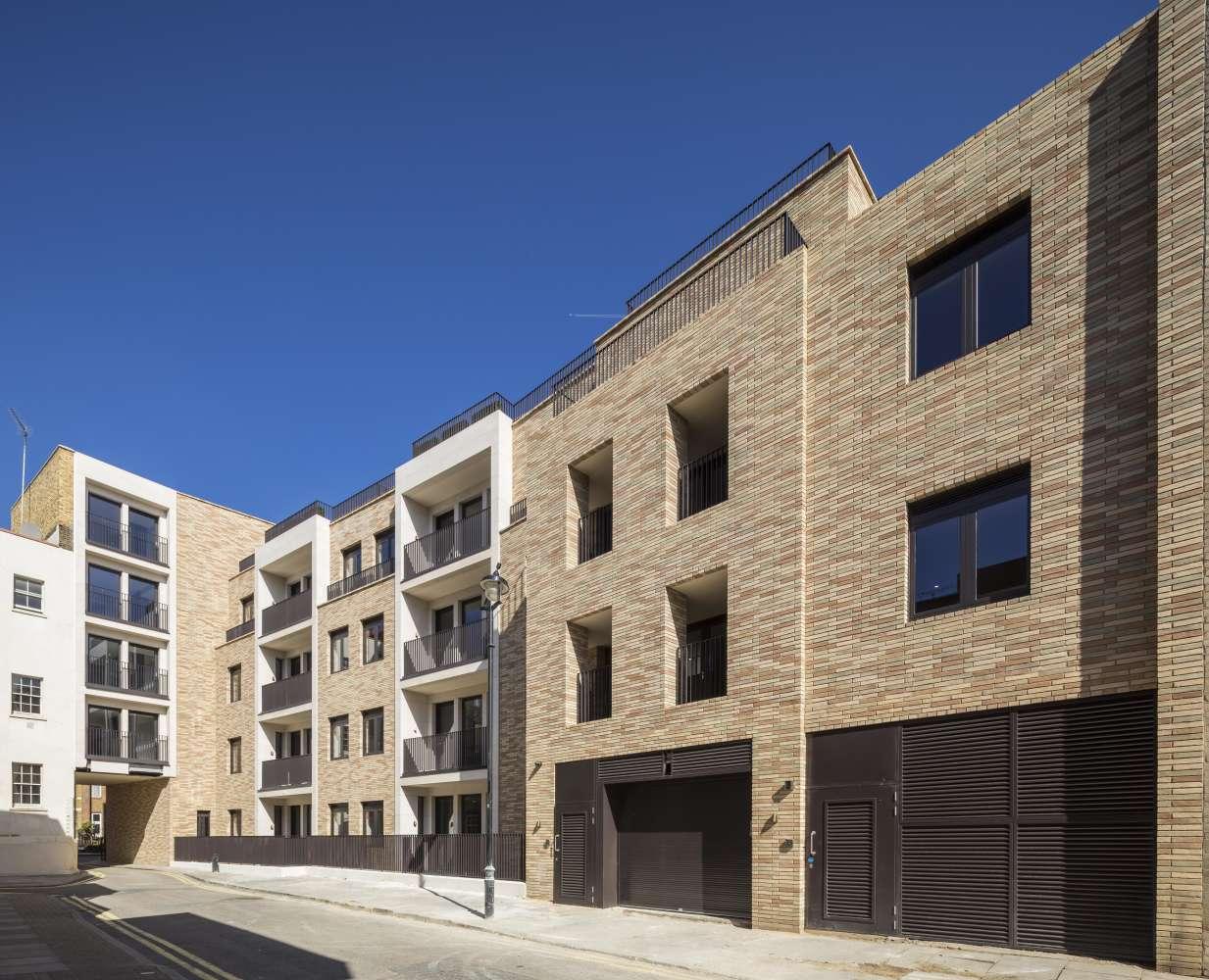Development London, W1H - One Molyneux Street - 0617