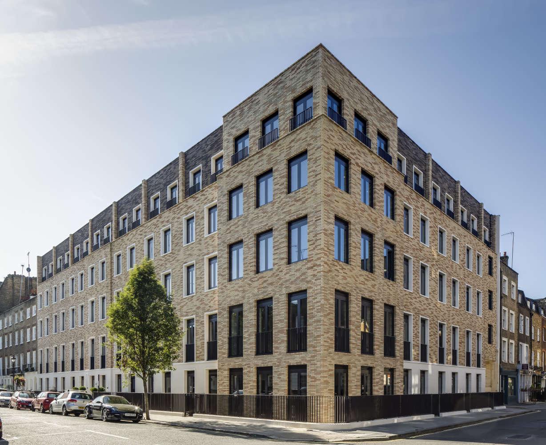 Development London, W1H - One Molyneux Street - 0562