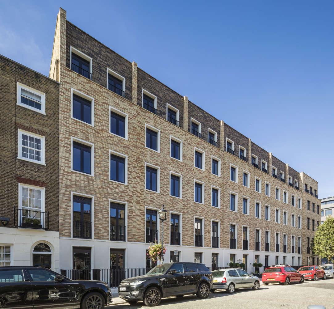 Development London, W1H - One Molyneux Street - 0592