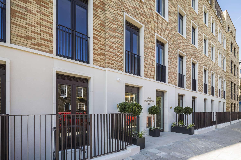 Development London, W1H - One Molyneux Street - 0593