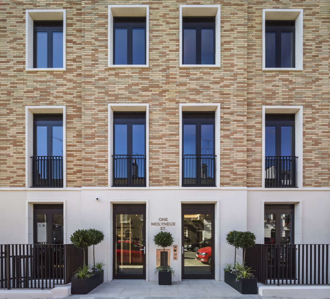 Development London, W1H - One Molyneux Street - 0599