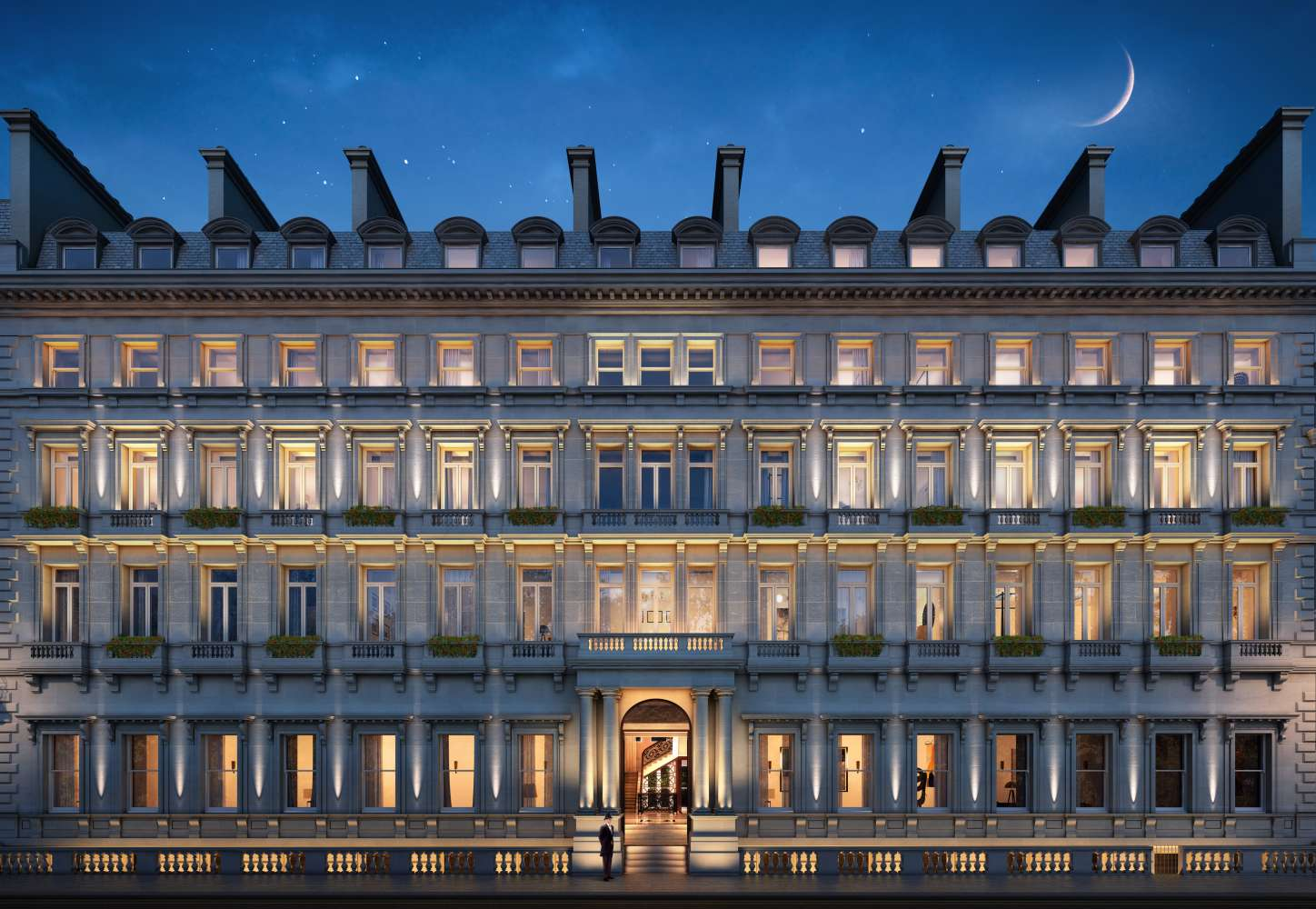 Development for sale in No. 1 Palace Street, London   JLL ...