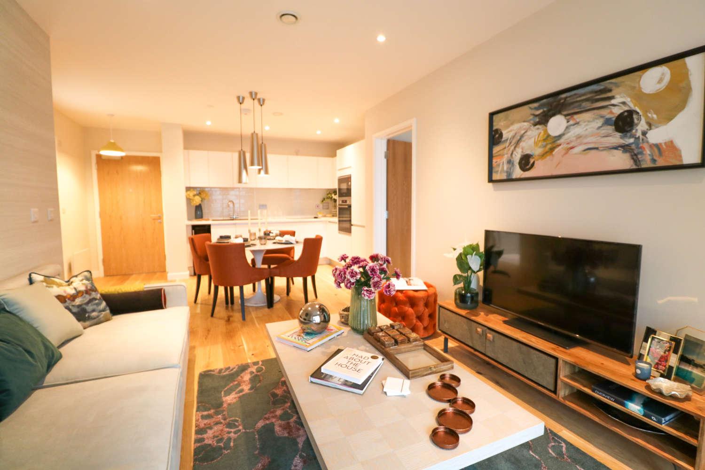 Apartment for sale in The Axium, Birmingham City Centre ...