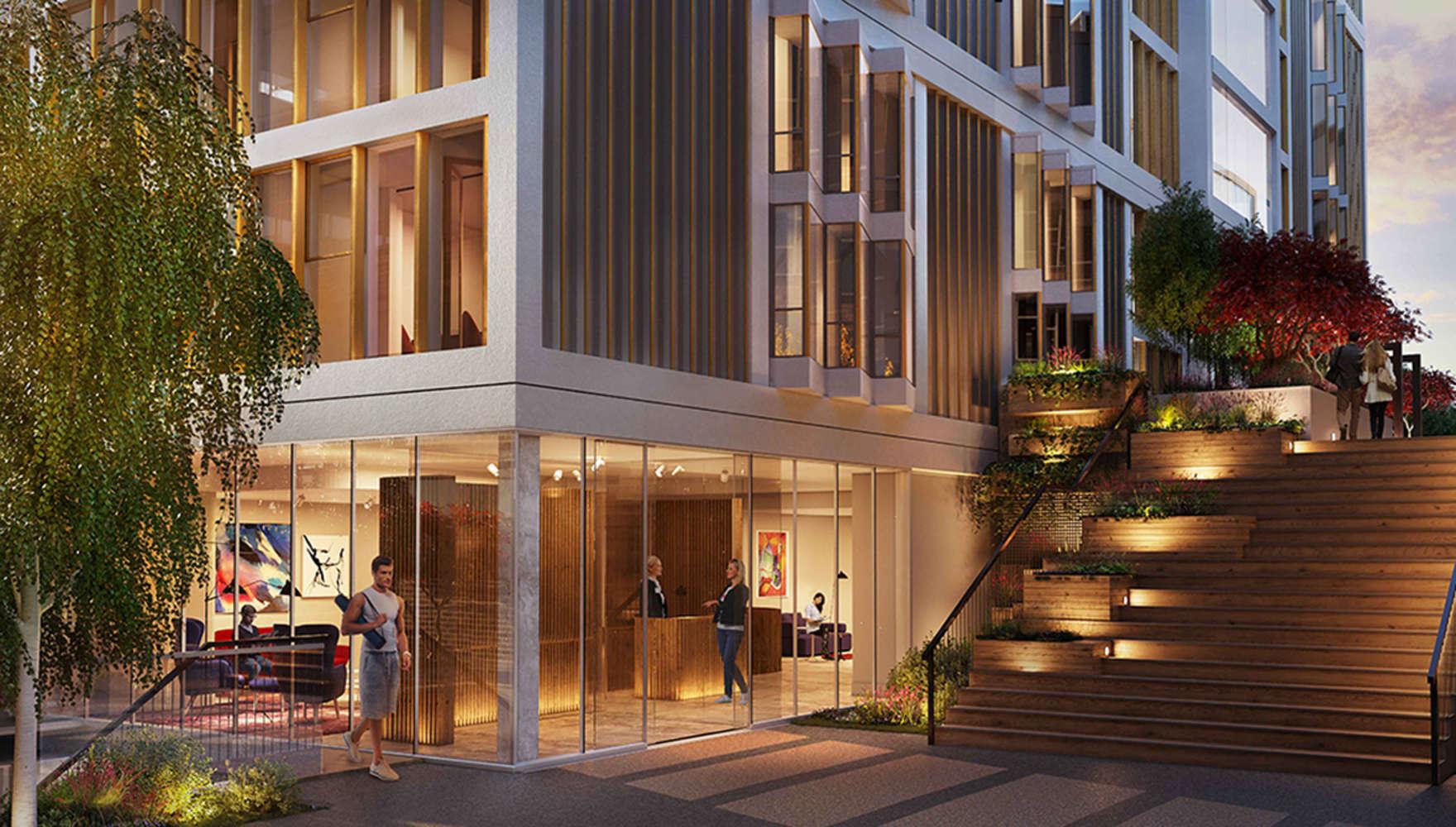 Development London, E2 - Long & Waterson - 6