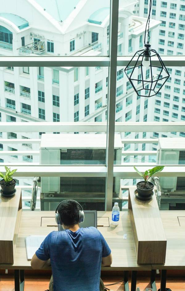 Hauts-de-seine, undefined - Location de bureaux en Coworking à La Défense - 4