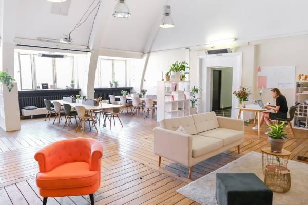 Paris, 75017 - Location de bureaux en Coworking Paris 17ème arrondissement (75017) - 4