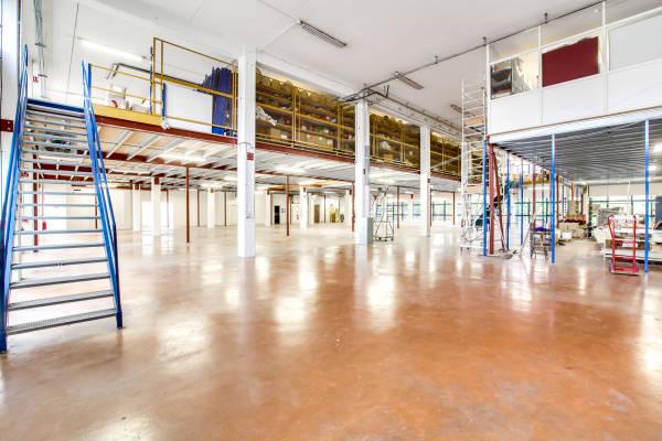 Activités/entrepôt Nord, 59118 - Location Locaux d'activité Wambrechies (59118) - 4