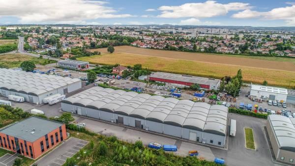 Activités/entrepôt , undefined - Location Entrepôts logistiques Saint-Laurent de Mure (69720) - 6