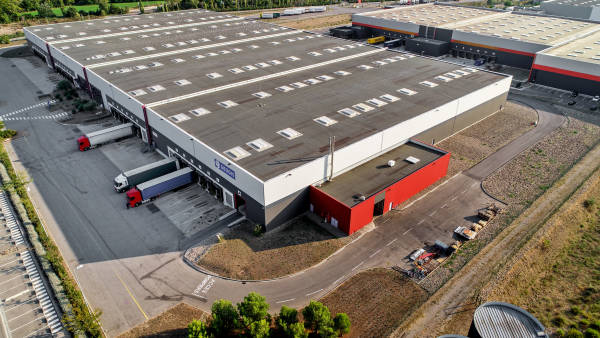 Plateformes logistiques , undefined - Vente Entrepôts logistiques Ile-de-France - 8
