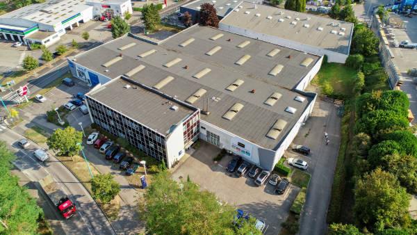 Activités/entrepôt , undefined - Techlid - Lyon - Locaux d'activité et entrepôts à louer | JLL - 2