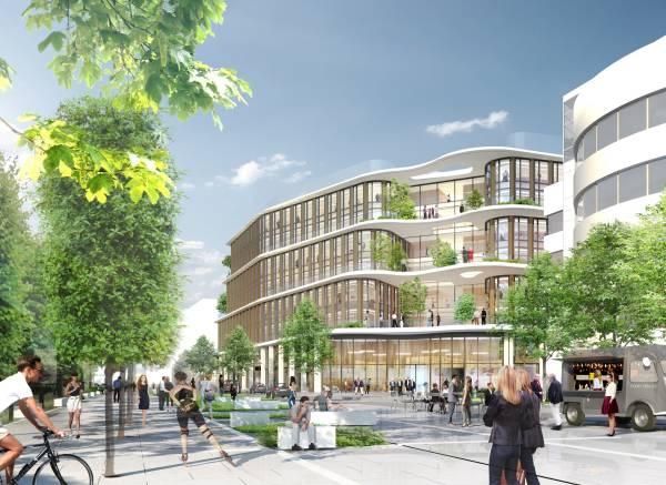 Bureaux Paris, 93400 - Location bureaux Terrasse, Saint-Ouen 93400 - 8
