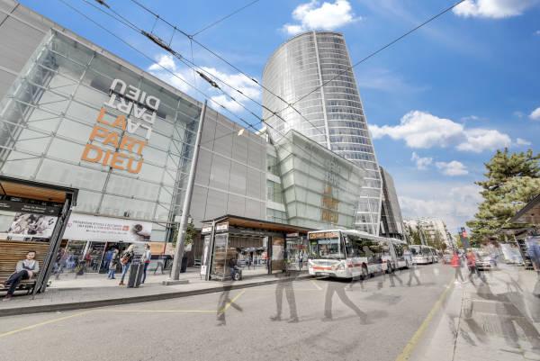 Bureaux , undefined - Location de bureaux Lyon, gare Part-Dieu   JLL - 8