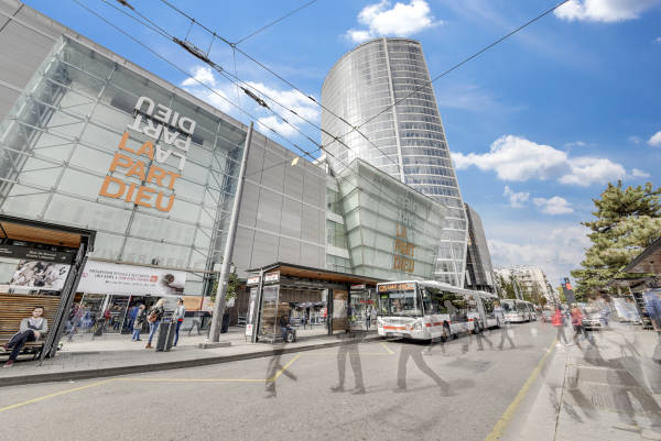 Bureaux Rhône, undefined - Location de bureaux Lyon, station Part-Dieu, ligne B - JLL - 10