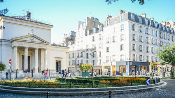 Bureaux Paris, 75017 - Location de bureaux station de métro Malesherbes - 14