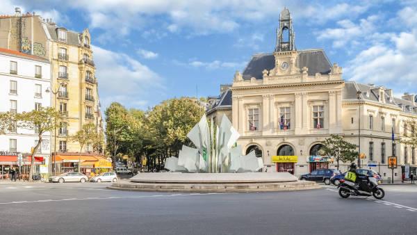 Bureaux Paris, 75020 - Location Bureaux Paris 20ème arrondissement (75020) - 2
