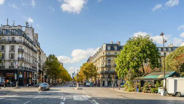 Bureaux Paris, 75008 - Location bureaux Terrasse, Paris 75008 - 14