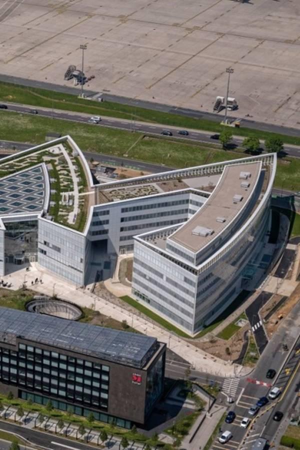 Bureaux , 93290 - Location de bureaux à Roissypôle - 4