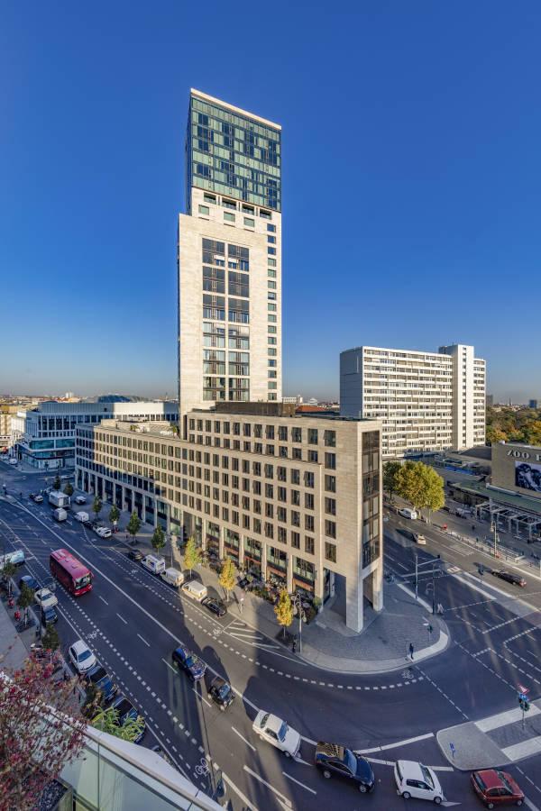 Büros , undefined - Büro mieten in Berlin-Charlottenburg: Täglich aktuelle Büroflächen - 3