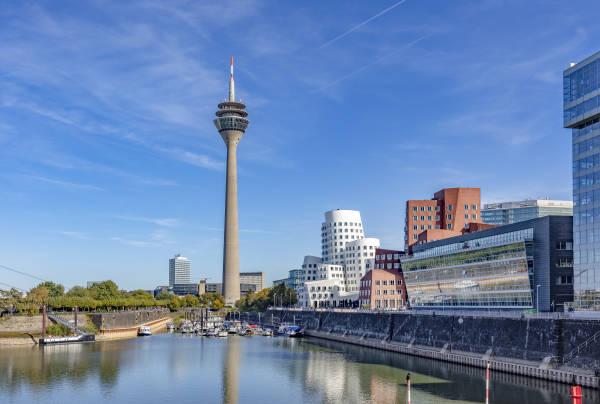 Büros , undefined - Büro mieten in Düsseldorf: Täglich aktuelle Büroflächen - 3