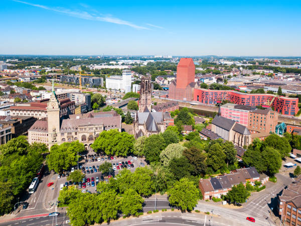 Büros , undefined - Büro mieten in Duisburg: Täglich aktuelle Büroflächen - 3