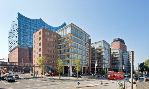 Büros , undefined - Büro mieten in Hamburg-HafenCity: Täglich aktuelle Büroflächen - 3