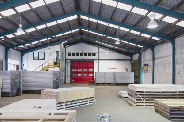 Hallen , undefined - Halle mieten in Gera: Lagerhalle & Lager mieten - 3
