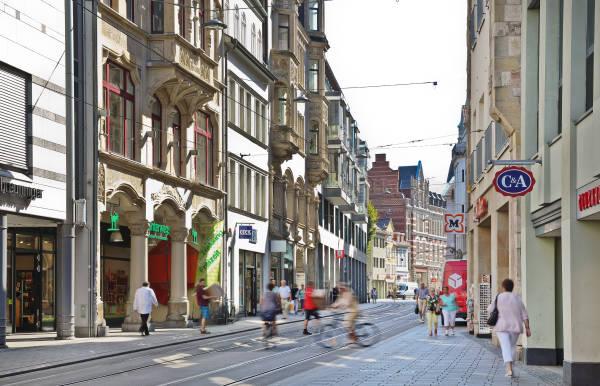 Ladenflächen , undefined - Ladenflächen mieten in Erfurt: Täglich aktuelle Ladenlokale - 3