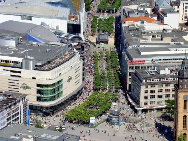 Ladenflächen , undefined - Ladenflächen mieten in Frankfurt: Täglich aktuelle Ladenlokale - 3