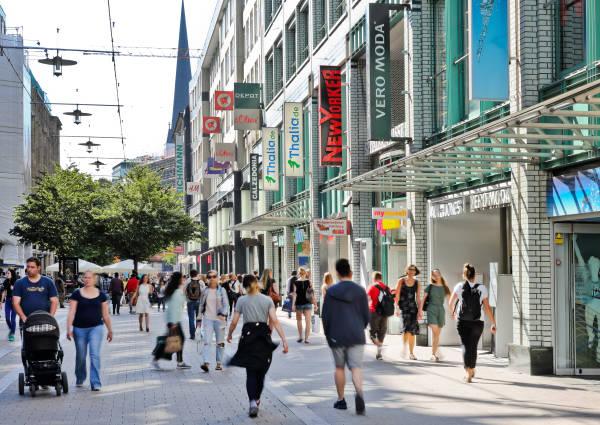 Ladenflächen , undefined - Ladenflächen mieten in Hamburg: Täglich aktuelle Ladenlokale - 3