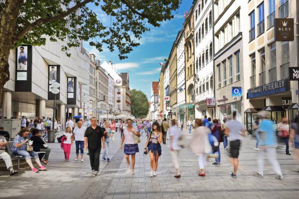 Ladenflächen , undefined - Ladenflächen mieten in München: Täglich aktuelle Ladenlokale - 3